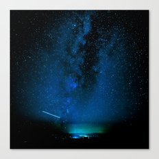 Arizona Summer Nights Canvas Print