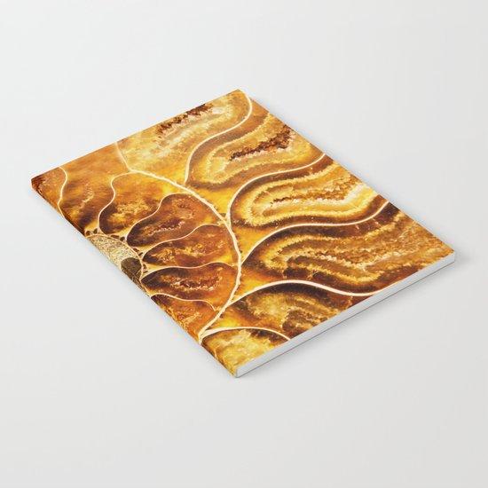 AMAZING AMMONITE Notebook