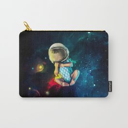 Baby Astronaut Carry-All Pouch