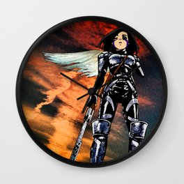 Ouroboros – Battle Angel Alita Wall Clock