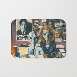 X-Files - Agent Grey Bath Mat