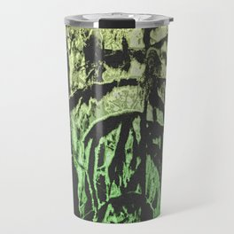 RAINFOREST SOULS SHAPED BY MOSS Travel Mug
