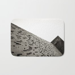 Another brick in the wall Bath Mat