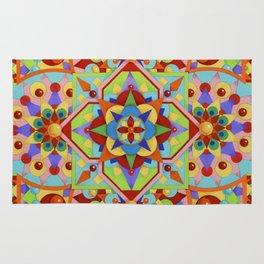 Chartres Mandala Rug