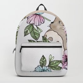 Anime drawing Backpack