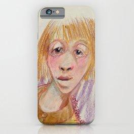 Les jumeaux -Titeface-792-793-ÖMiserany 2016 iPhone Case