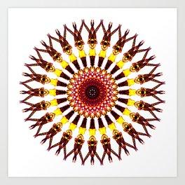 M.Eye Art Print