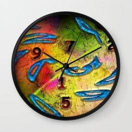 numero Wall Clock