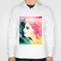 silent Hoodies featuring Silent Love by famenxt