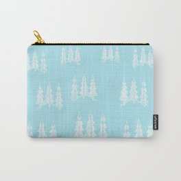 New year forest Carry-All Pouch
