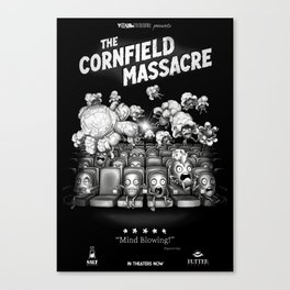 The Cornfield Massacre Canvas Print