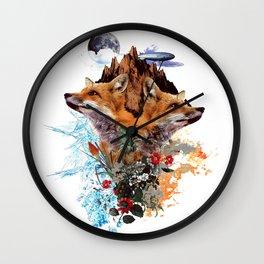 FOX II Wall Clock