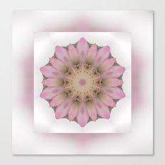 Tender Mandala Canvas Print