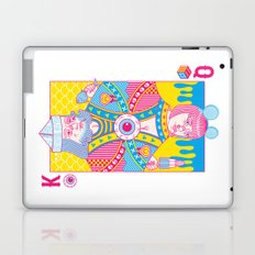 King Of Nothing, Queen Of Nowhere Laptop & iPad Skin