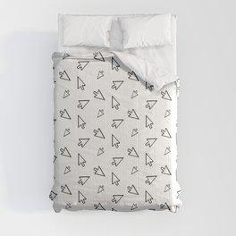 Mouse Cursor Pattern for Creative Design Comforters