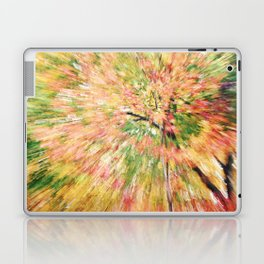 FALL CANOPY ABSTRACT Laptop & iPad Skin