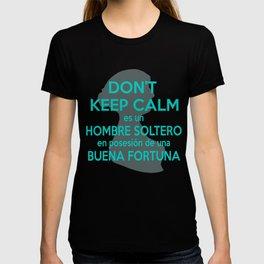Lema de la Señora Bennet T-shirt
