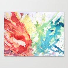 Fluid #1 Canvas Print