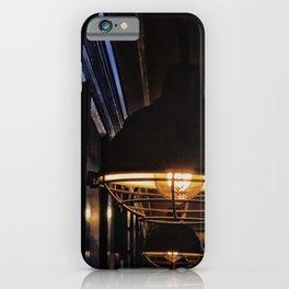 Richmond Bar Light iPhone Case