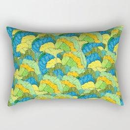 Ginko Ginko Ginko Rectangular Pillow