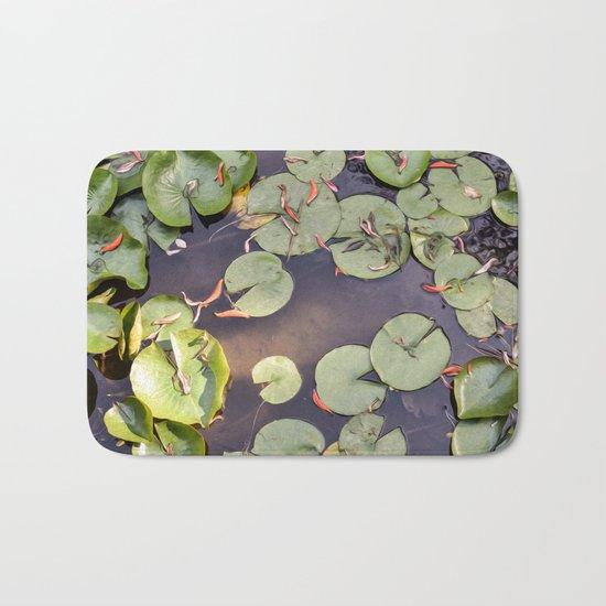 Pond Bath Mat