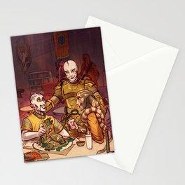 The Mos Emos Cantina Stationery Cards