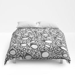 Ghost Lights Comforters