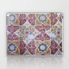 Geometric Wall Pattern Laptop & iPad Skin