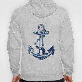 Anchor Pattern Hoody