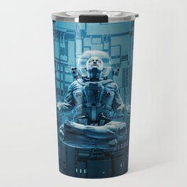 Astro Lotus Travel Mug