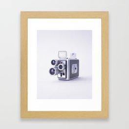 Vintage Camera 16mm Framed Art Print