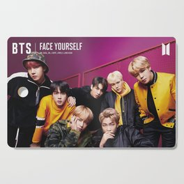 bts face yourself 2 Cutting Board