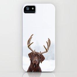 White wonder iPhone Case