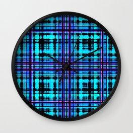 Illusion of Reality Wall Clock