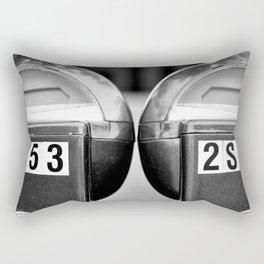 Meters Rectangular Pillow