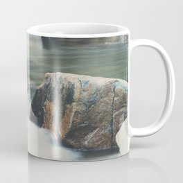 a mountain river ... Coffee Mug