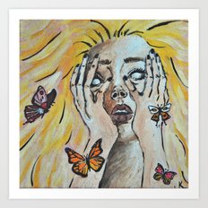 Metamorphosis I Art Print