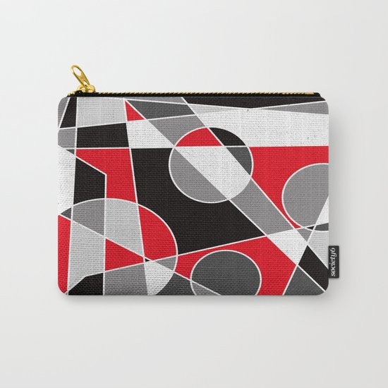 Abstract #101 Carry-All Pouch