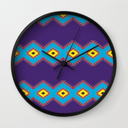Dakota Sunset Wall Clock