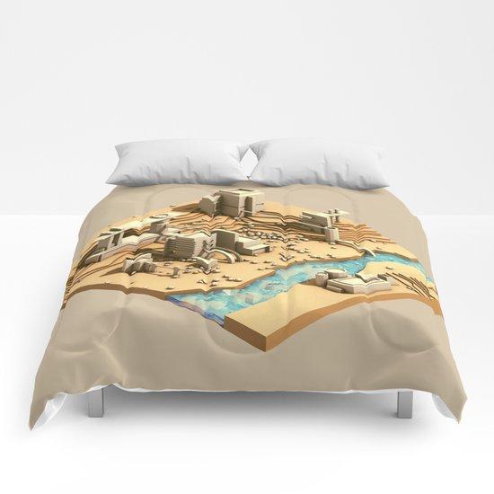 Site Plan Comforters