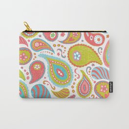 Power Paisley Carry-All Pouch