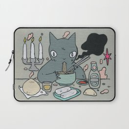 Noodle Eater Laptop Sleeve