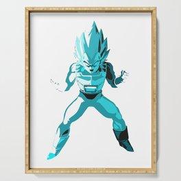 God Vegeta super saiyan ultimate form  ultra instinct Serving Tray