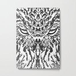 Watchful eyes Metal Print