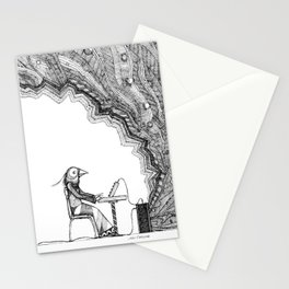 Moog Bird Stationery Cards