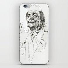 Louise iPhone & iPod Skin