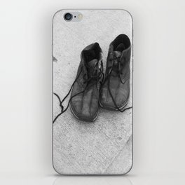 everyone has a story iPhone Skin