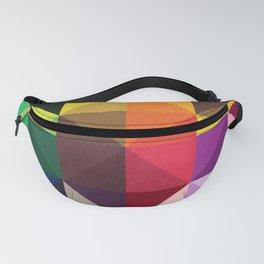 Modern geometric art XVI Fanny Pack