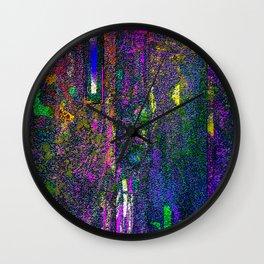 Windows of Dreams Wall Clock