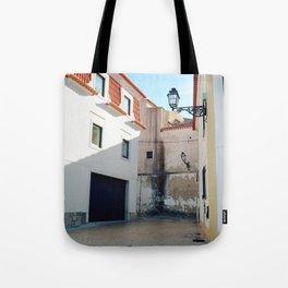 Portugal, Cascais (RR 187) Analog 6x6 odak Ektar 100 Tote Bag